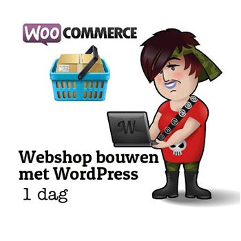 Cursus Webshop maken met WordPress