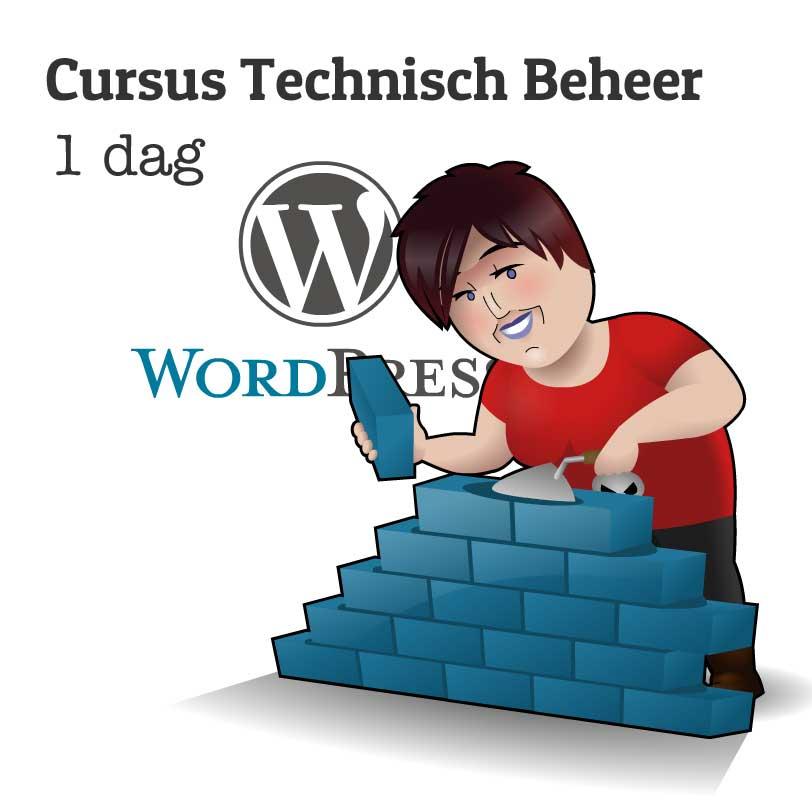 Cursus Technisch WordPress beheer