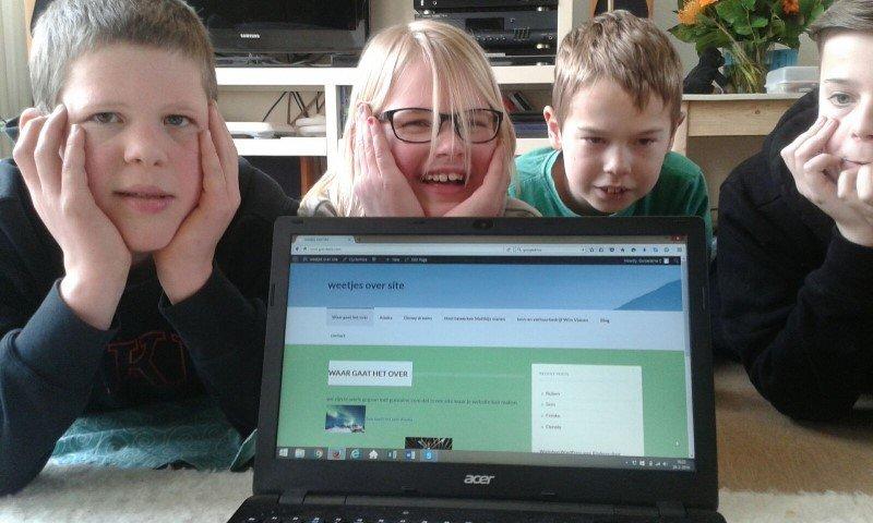 WordPress Kinderen