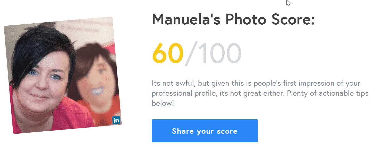 Manuela van Prooijen Photo Score