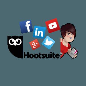 Social media inplannen Hootsuite