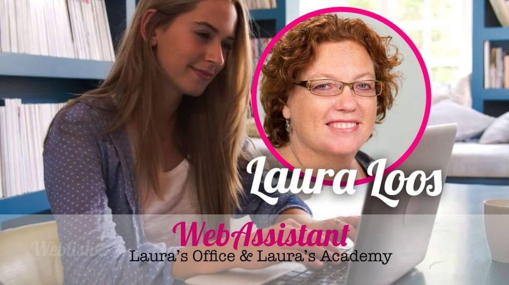 Laura Loos WebAssistant