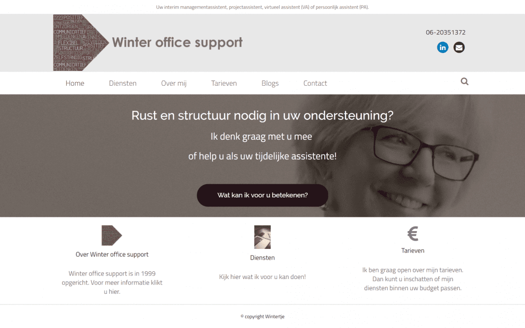 WinterOfficeSupport.nl