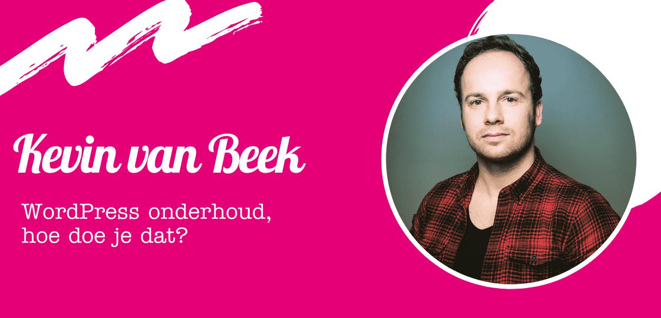 Kevin van Beek - wordpressonderhoud.nl