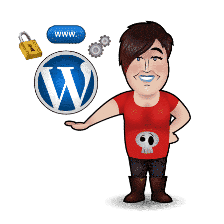 WordPress Webmaster Programma